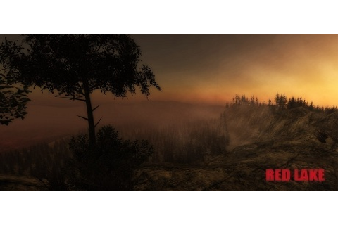 Red Lake - horror shooter with elements of quest.