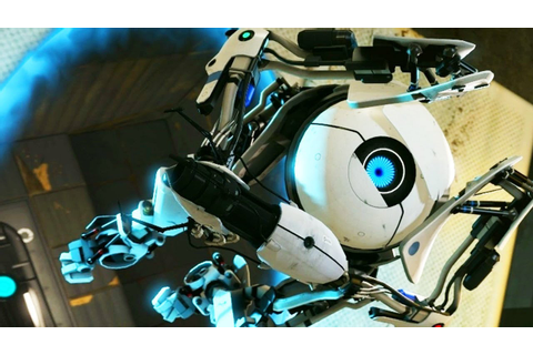 Portal 2 Gameplay (PC HD) - YouTube