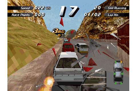 Download Destruction Derby 2 | DOS Games Archive