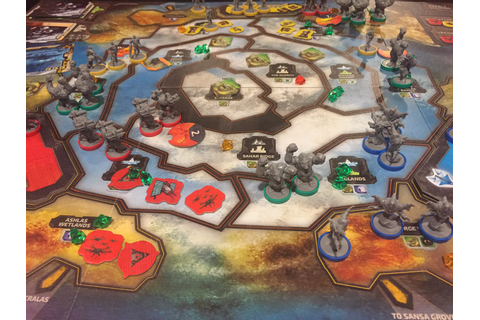 Cry Havoc (Game Review by Chris Wray) | The Opinionated Gamers