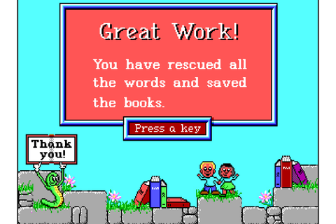 Game Review – Word Rescue – K.K.Atlas