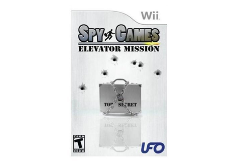Spy Games: Elevator Mission Wii Game - Newegg.com