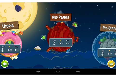 Angry Birds Space – Games for Android 2018 – Free download ...