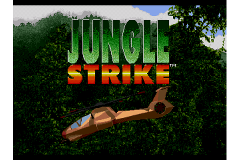 Jungle Strike Download Game | GameFabrique