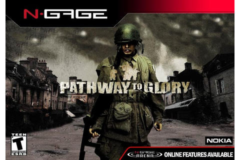 Pathway To Glory N-Gage Box Art Cover by crazypun88