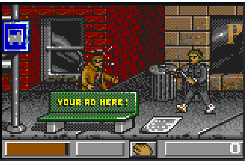 Dirty Larry - Renegade Cop (USA, Europe) ROM