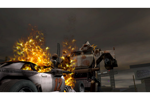 Twisted Metal™: Head-On Extra Twisted Edition Game | PS2 ...