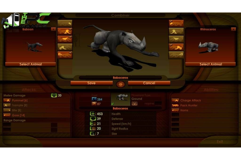 Impossible Creatures Remastered Edition PC Game Free Download