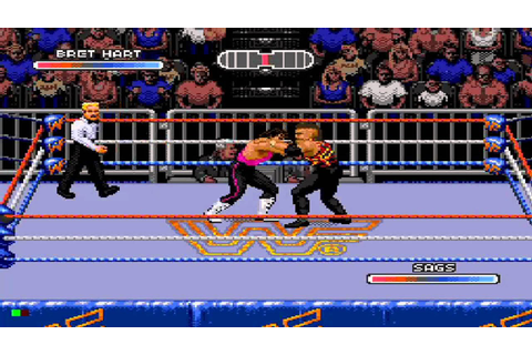 "Video Game Review: ""WWF Rage In The Cage"" - PWP Nation"