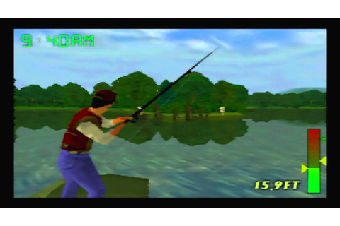 Bass Hunter 64 Game Sample - N64 - YouTube