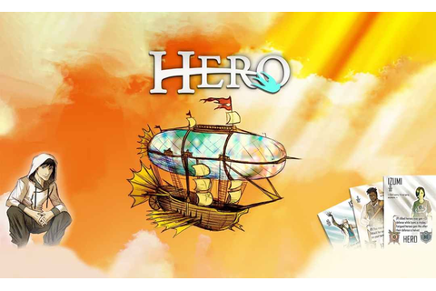 H.E.R.O. the card game review • Ferry Nice Games