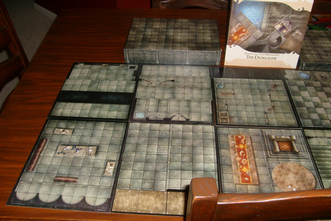 Dastardly Designed Games: Review of the WoTC Dungeons and ...