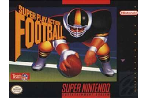 Super Play Action Football - Wikipedia