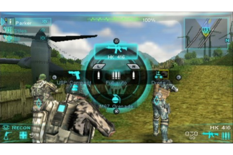 Tom Clancy's Ghost Recon: Predator Screenshots for PSP ...