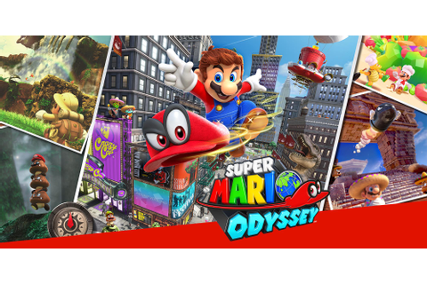 'Mario Odyssey,' 'Assassin's Creed Origins' And ...