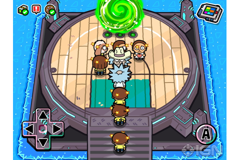 Rick and Morty: Pocket Mortys Review - IGN