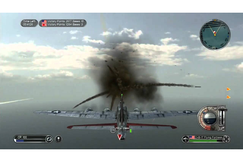 Battlestations Pacific Multiplayer Gameplay - Air Support ...