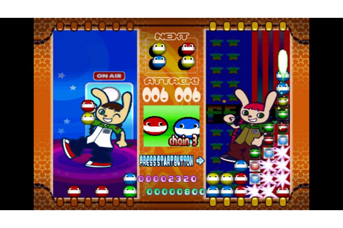 Popn Taisen Puzzle Dama Online Gameplay HD 1080p PS2 - YouTube