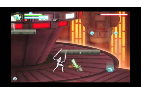 Path of the Jedi - Star Wars Clone Wars online game - YouTube