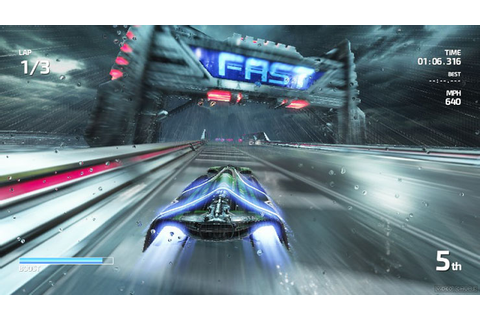 Fast Racing Neo Review | Generic name, far from generic game