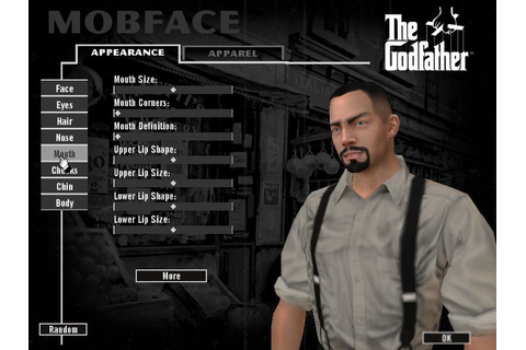 Godfather, The: The Game Download (2006 Simulation Game)