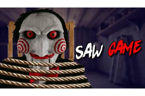 SAW GAME MAIS ESTRANHO QUE EU JÁ VI (OBAMA SAW GAME) - YouTube