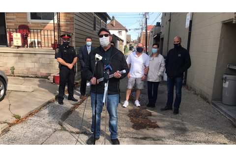 Via Italia Alley Safety Project to light up alleyways ...