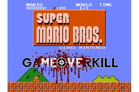 Game Overkill – Super Mario Bros. | 1 More Castle