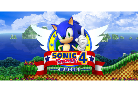 SONIC THE HEDGEHOG™ 4 Episode I | WiiWare | Games | Nintendo