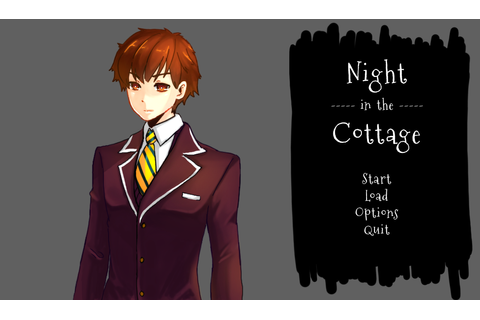 Night in the Cottage [Point-n-Click Game] [NaNo16] by ...