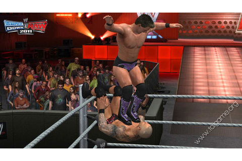 WWE SmackDown vs. Raw 2011 - Download Free Full Games ...