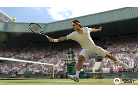 "[Review] ""Grand Slam Tennis 2"", le test PS3 ~ Deep-blu.com ..."