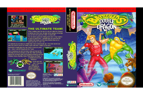 Battletoads & Double Dragon: The Ultimate Team [ENG ...