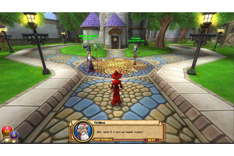 Wizard101: Updated Character Creation & Game Tutorial (NEW ...