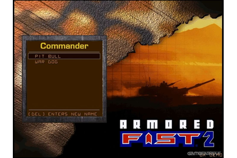 Armored Fist 2 Download Game | GameFabrique