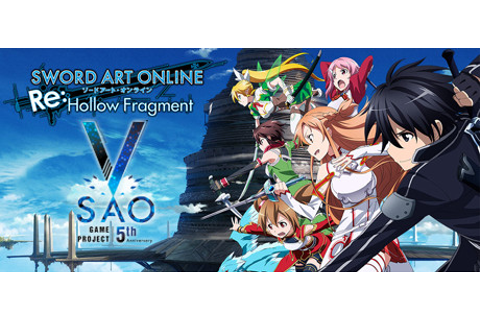 Save 75% on Sword Art Online Re: Hollow Fragment on Steam