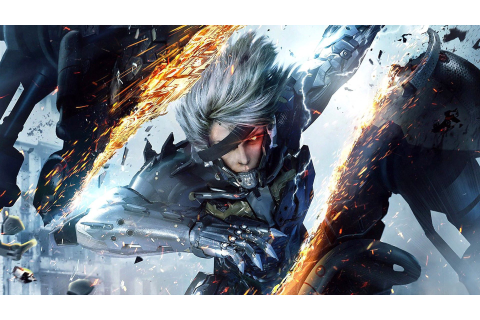 Metal Gear Rising: Revengeance and Screamride Are Now ...