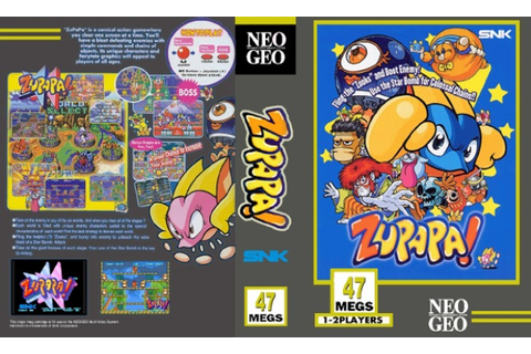 Zupapa! is this week's NeoGeo game on Switch - Nintendo ...