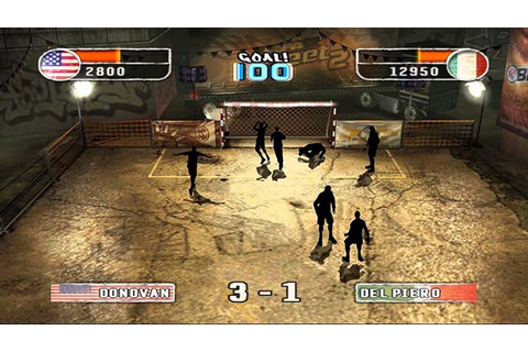 FIFA STREET 2005 PS2 TORRENT - FREE FULL DOWNLOAD ...