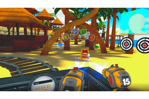 Gus Track Adventures VR (PC)