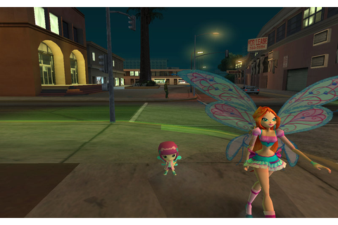 GTA San Andreas Lockette Pixie from Winx Club Join the ...