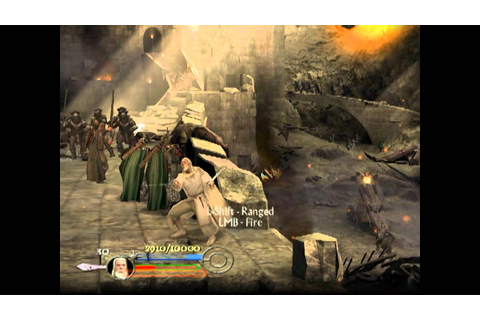 Lord of the ring - return of the king - part 1 pc game ...