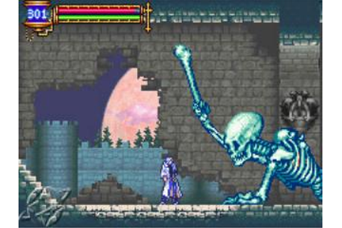 Castlevania: Aria of Sorrow Review – Wizard Dojo