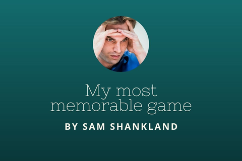Sam Shankland: My most memorable game | ChessBase