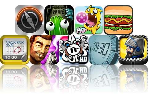 iOS Apps Gone Free: Portal, The Great Jitters: Pudding ...
