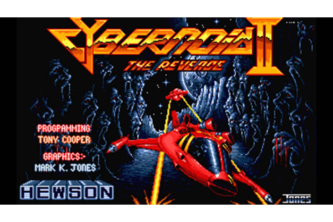 Cybernoid 2: The Revenge (Atari ST) - Main Theme - YouTube
