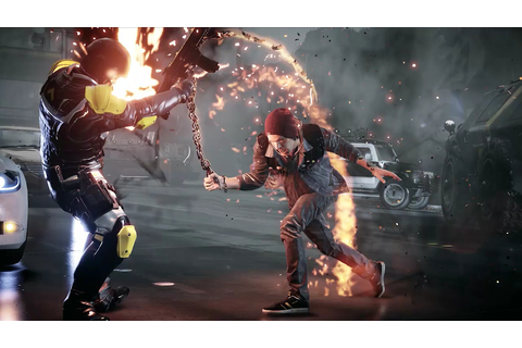 What Happened Between inFAMOUS 2 and PS4 Exclusive ...