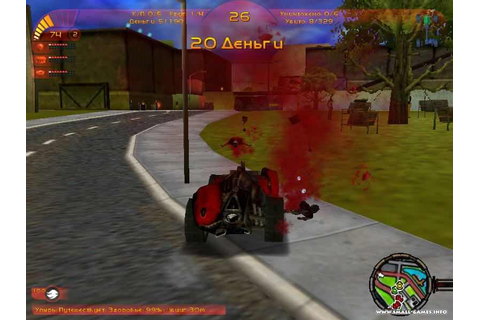 Carmageddon TDR 2000 Download Free Full Game | Speed-New