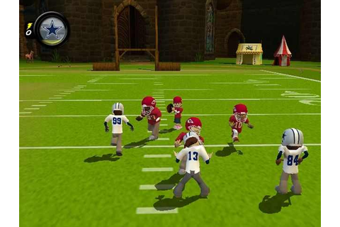 Backyard Football 08 Download Free Full Game | Speed-New