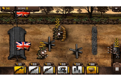 Trenches II - Download ios game